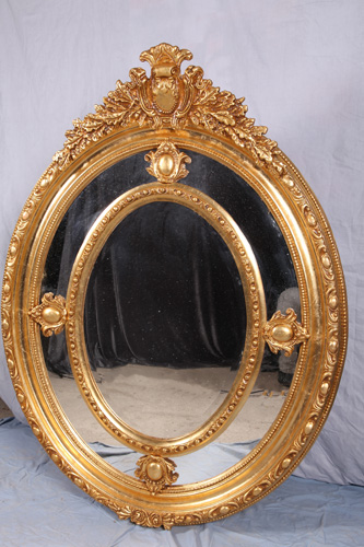 Miroirs baroques